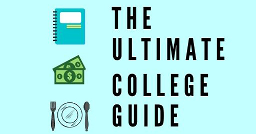 Ultimate college guide thumbnail