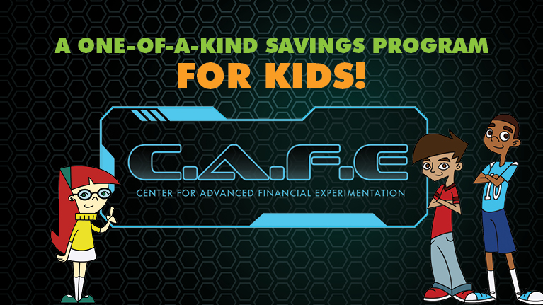 CAFE Kids Savings Account