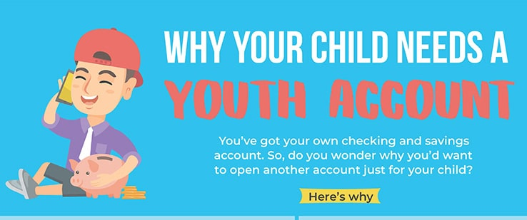 Why Your Child Needs a Youth Account
