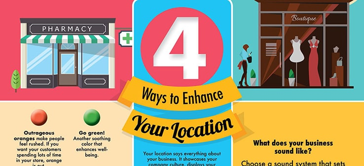 4 Ways to Enhance Your Business Location