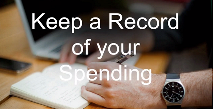 Keep Record of Your Spending