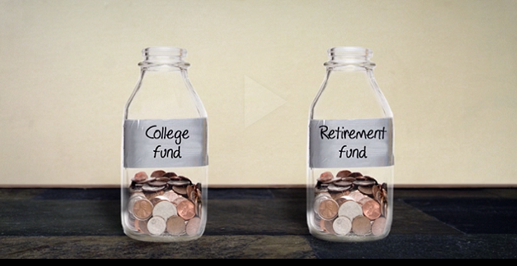 Retirement vs. College